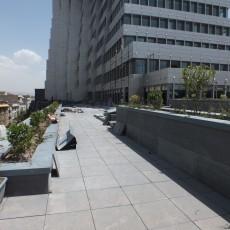 برج جام ملت - بانک ملت شریعتی
