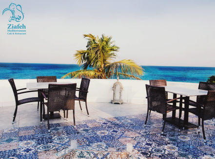 رستوران ضیافه - ساحل کیش