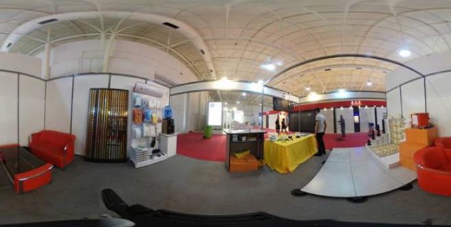 نمایشگاه کاشی تهران - ۹۷