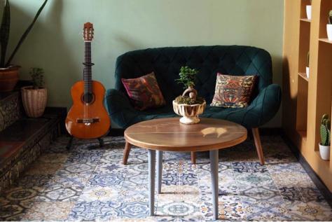 کافه دارکوب - کرج